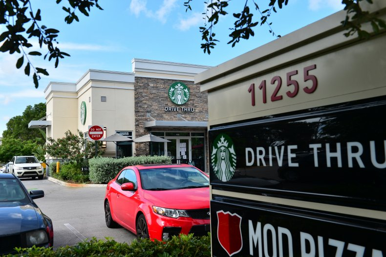 Getty Images Starbucks