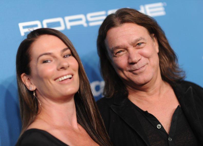 Janie Van Halen