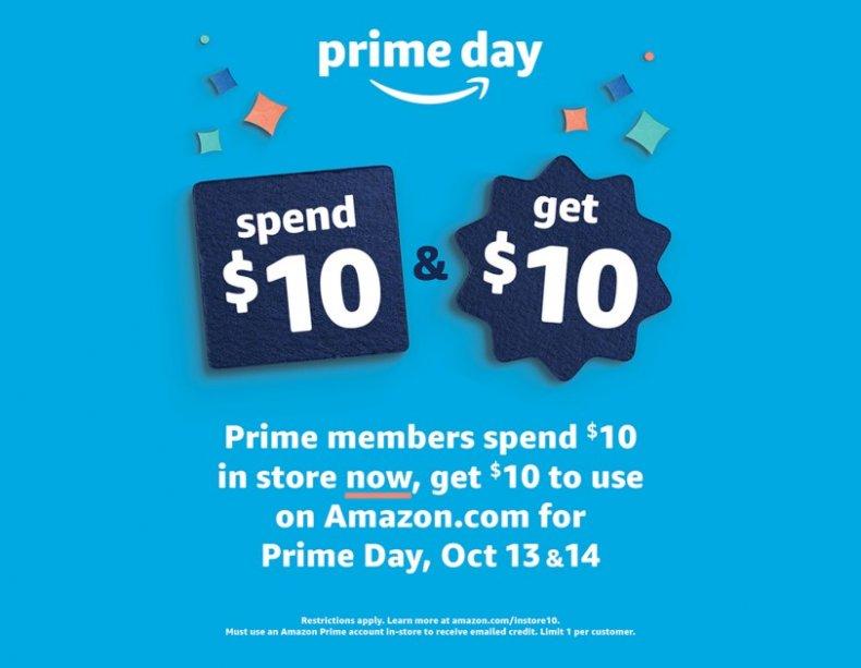 Amazon 2020 Prime Day Bonus Whole Foods