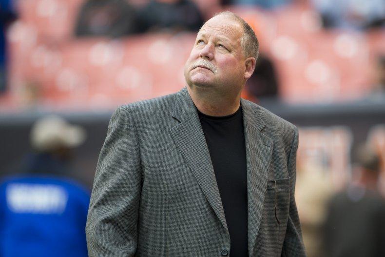 Mike Holmgren, NFL