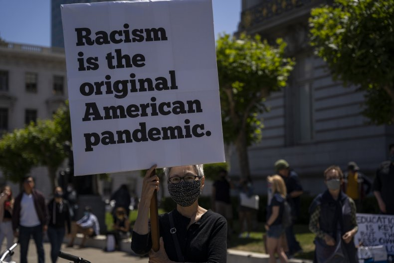 Racism sign