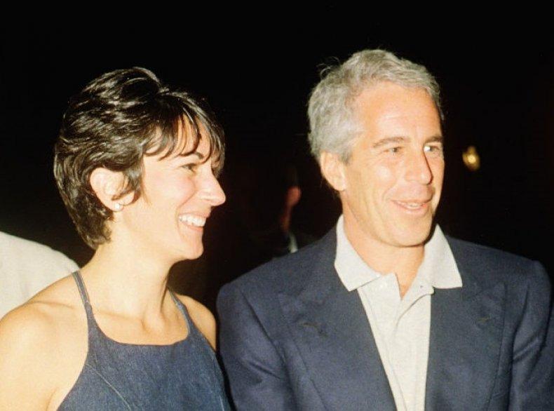 Ghislaine Maxwell and Jeffrey Epstein, Florida