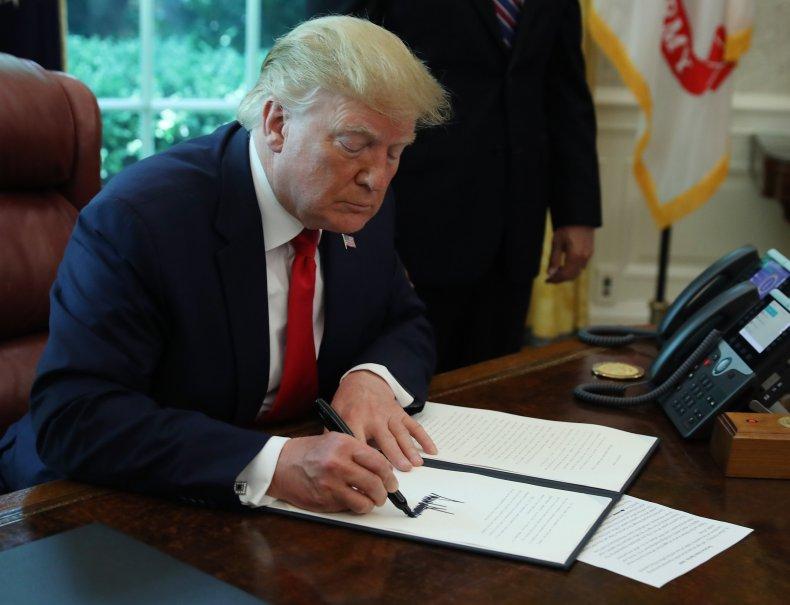 Donald Trump, sanctions, Iran, 2020 election, JCPOA