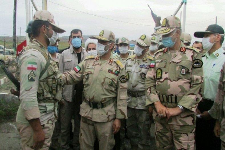 iran, border, guards, azerbaijan, armenia, conflict