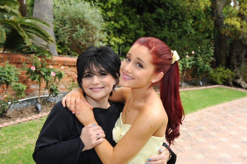 Ariana Grande Joan Grande