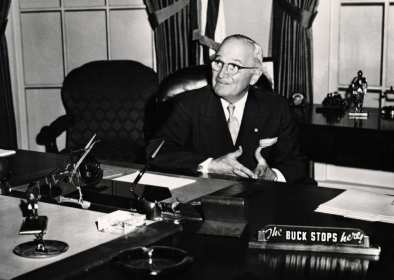 1951: The Buck Stops Here