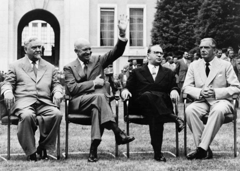 1955: Geneva Conference