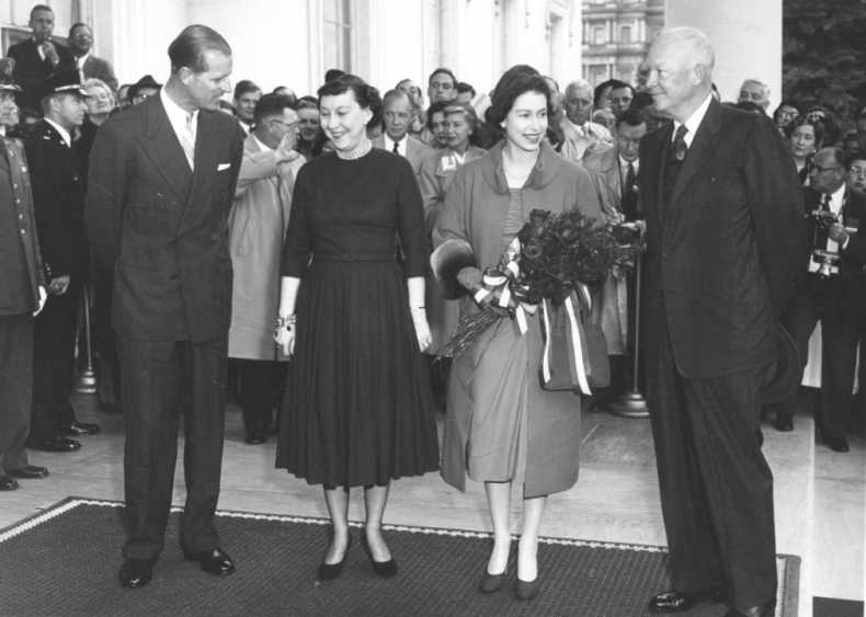 1957: Hosting the queen's royal visit