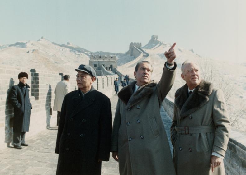 1972: Nixon in China