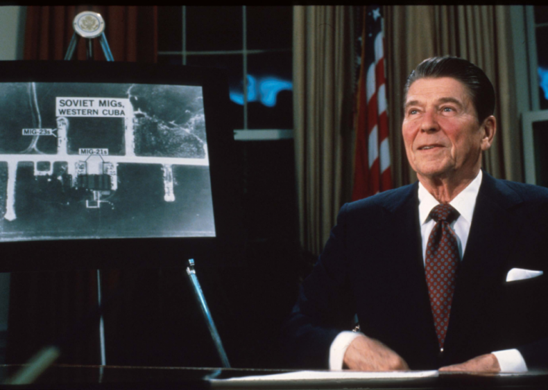 1983: Cuban missile sites