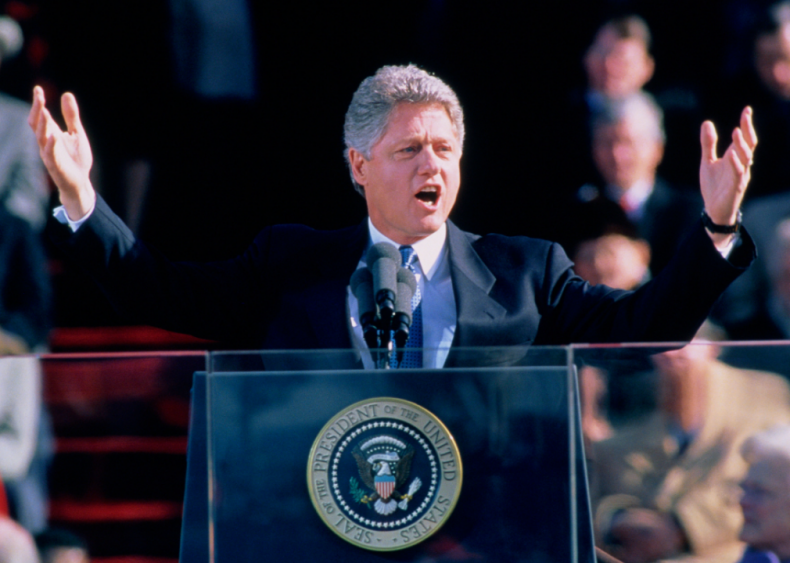 1993: Inaugural address