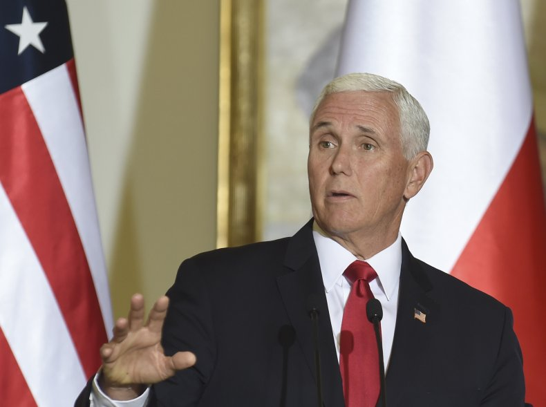 Vice President Mike Pence second stimulus check