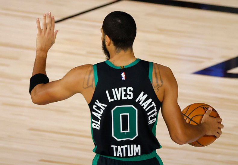 NBA and Black Lives Matter