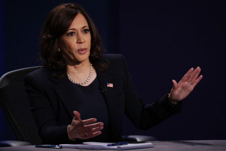 Kamala Harris vice president debate