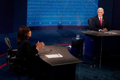 Kamala Harris and Mike Pence Debate
