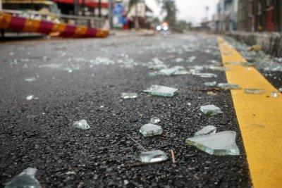 Hurricane Delta Threatens Mexican Caribbean Coast 2
