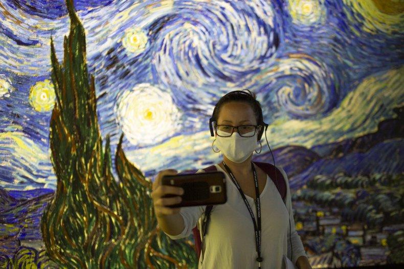 Vincent Van Gogh Exhibition