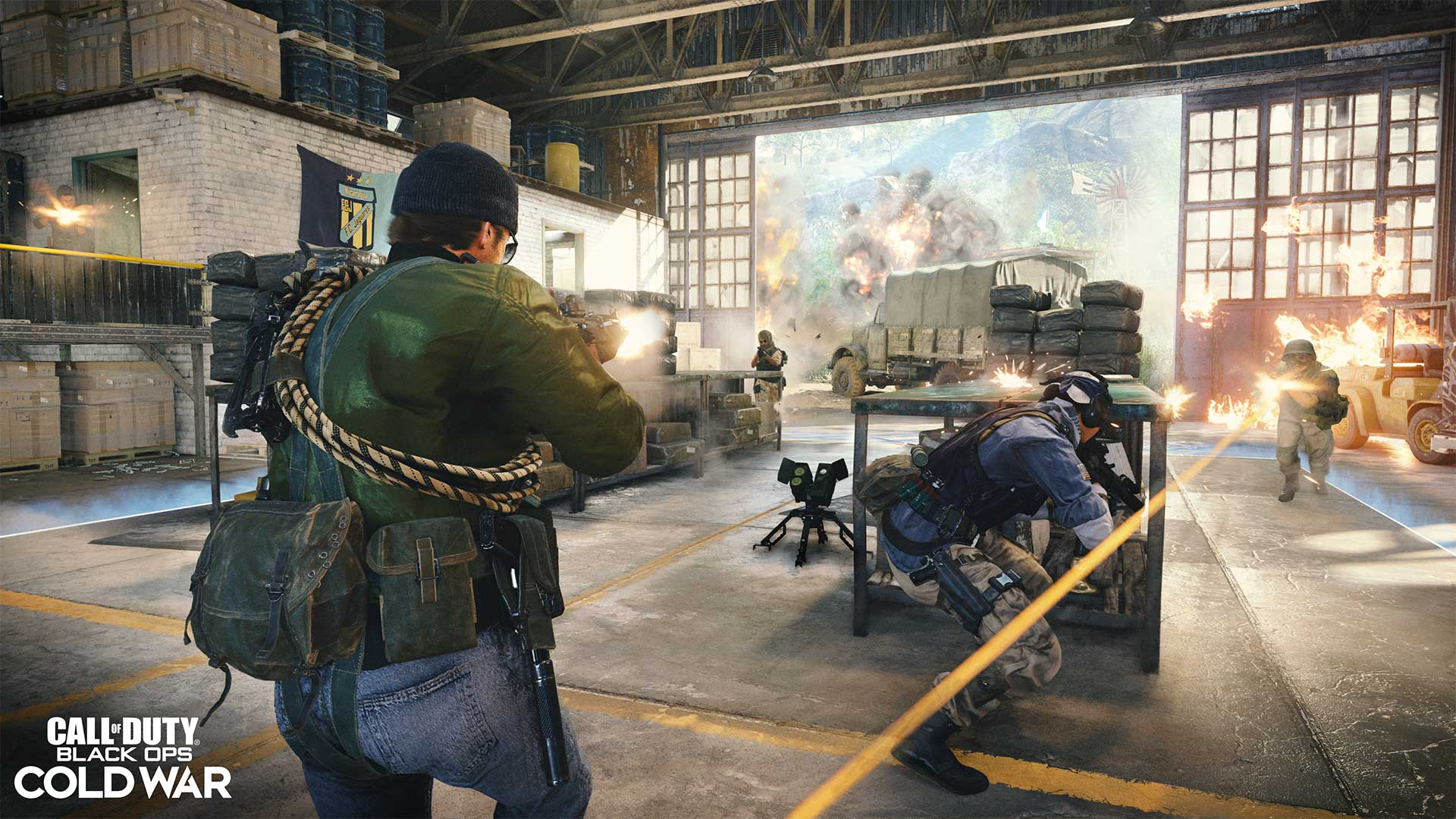 Call Of Duty Black Ops Cold War Beta Start Time How To Download