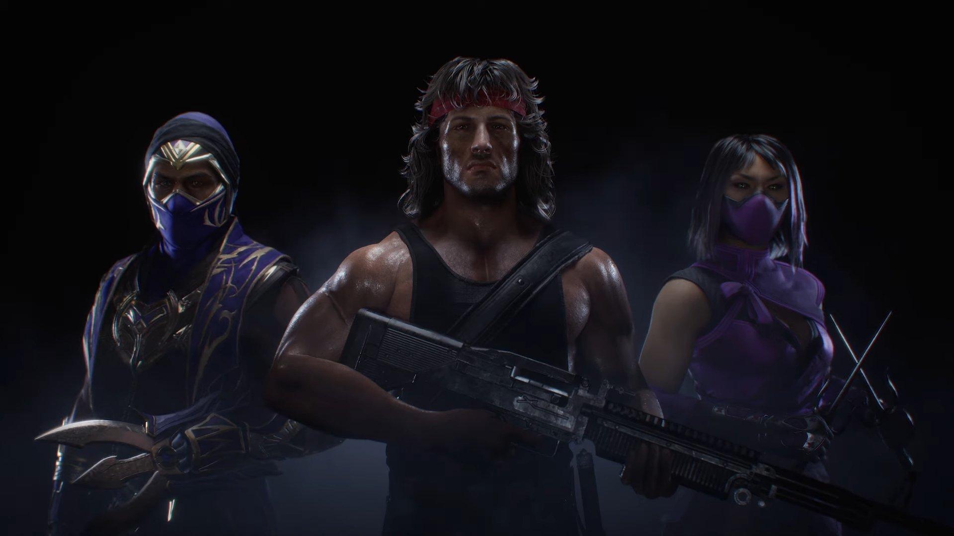 Mortal Kombat Online - Mortal Kombat X - Better face in