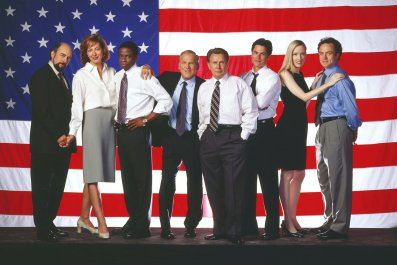 West Wing Reunion HBO Max