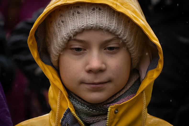 Greta Thunberg Bristol Youth Strike Climate March