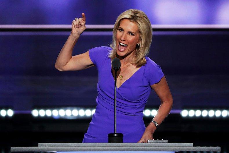 Fox News' Laura Ingraham at the RNC