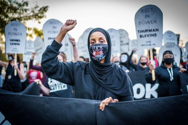 Saint Paul Minnesota Protest