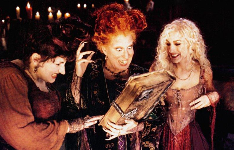 hocus pocus disney plus