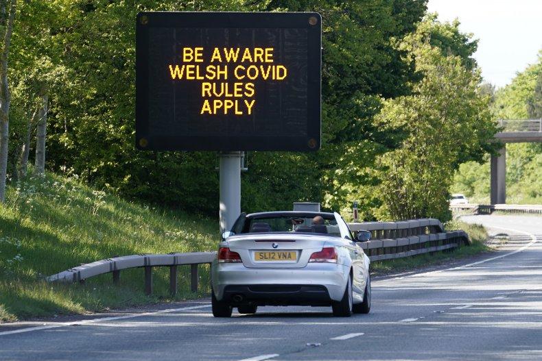 Wales coronavirus
