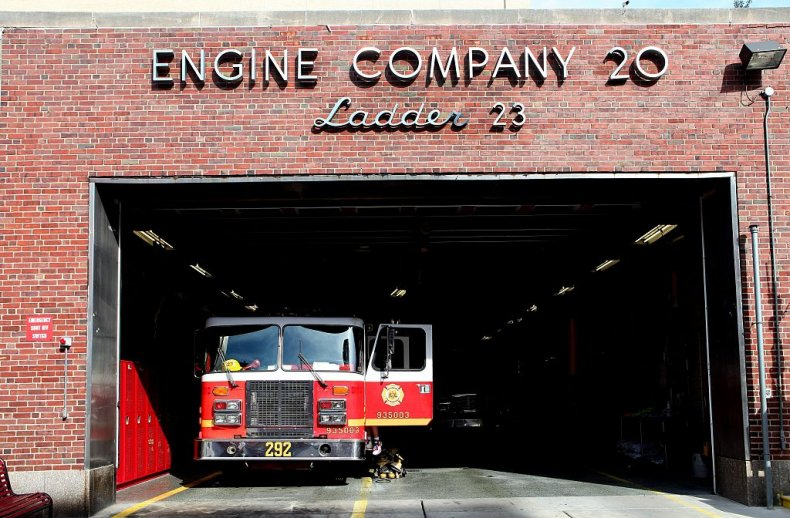 Philadelphia Firefighters