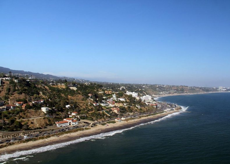 #25. 90272 (Pacific Palisades, California)