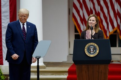 Amy Coney Barrett Nomination