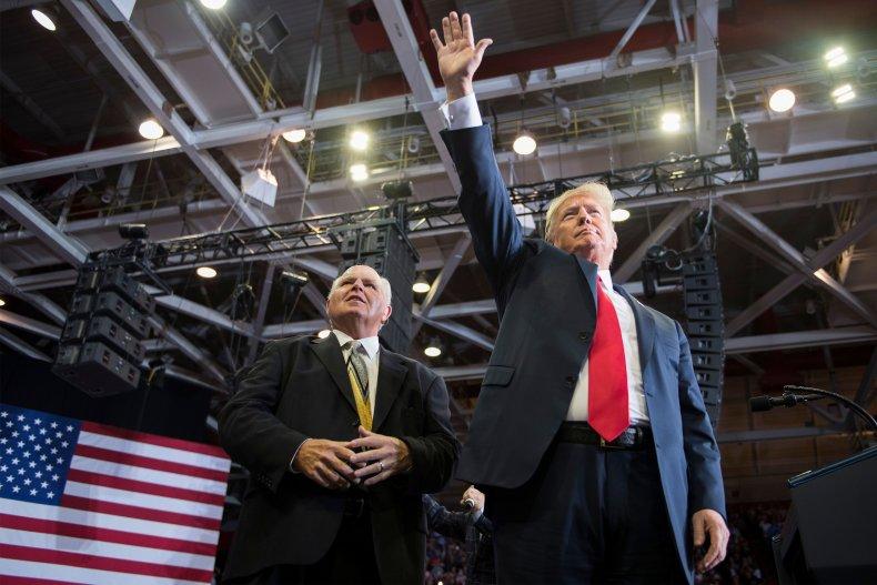 Rush Limbaugh and Trump