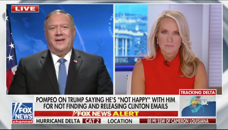 Mike Pompeo Fox