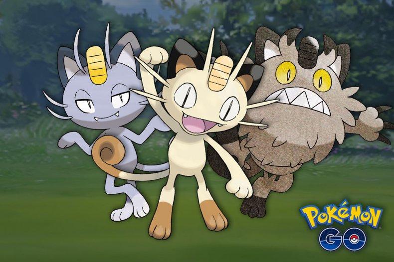 pokemon go meowth day event