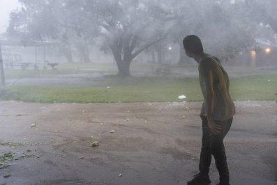 Hurricane Delta, Louisiana