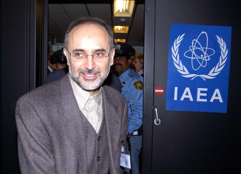 ali akbar salehi nuclear iran