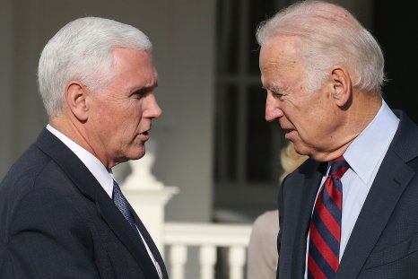 mike pence joe biden taxes