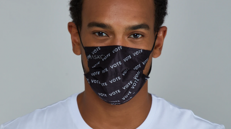 Vote Face Masks ($18.00)