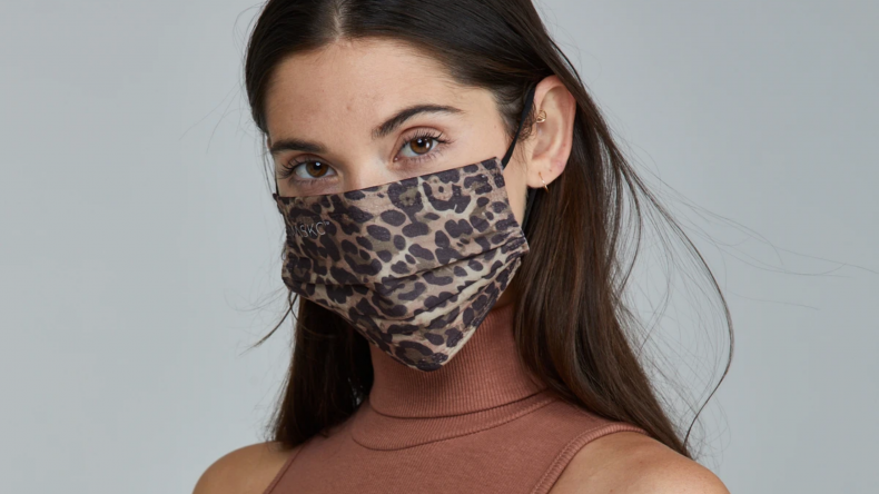 Leopard Face Masks ($18.00)
