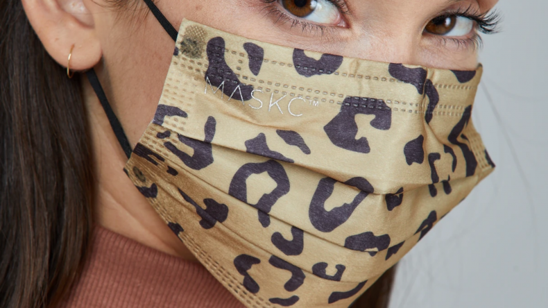 Cheetah Face Masks ($18.00)
