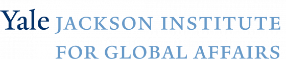 Yale Jackson Institute for Global Affairs Logo