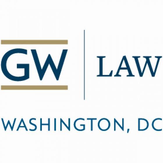The George Washington University Law School Logo