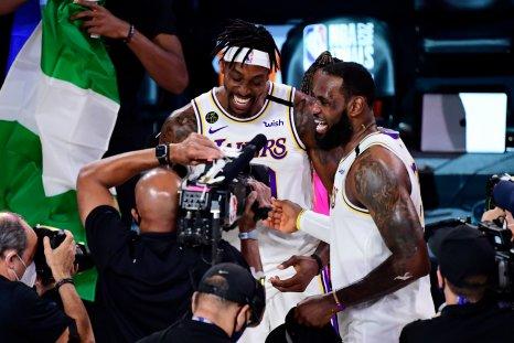LeBron James, Dwight Howard