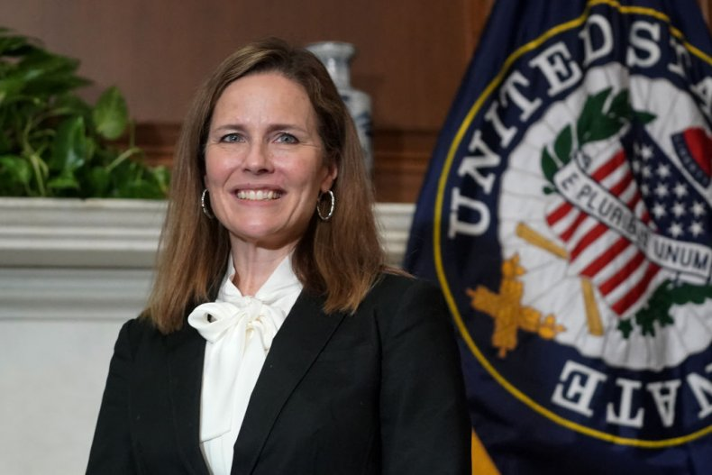 U.S. Circuit Court Judge Amy Coney Barrett