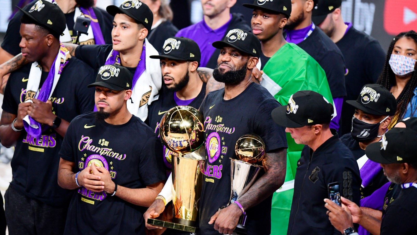 What Skip Bayless Said About Lebron James After Lakers Won Nba Title