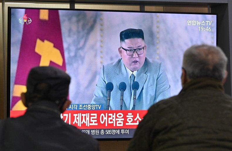 Kim Jong Un, North Korea, cry, speech