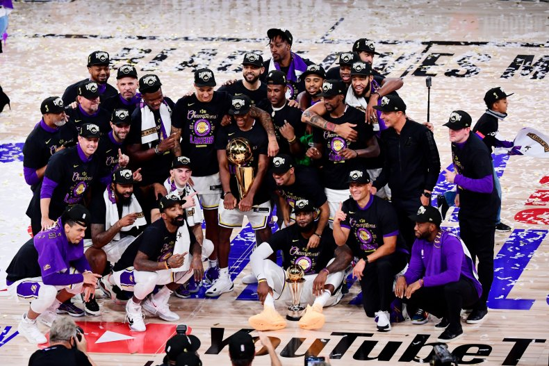 Where to Buy Lakers Championship 2020 Shirt, Hat and Other ...