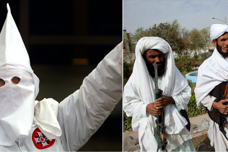 KKK and Taliban