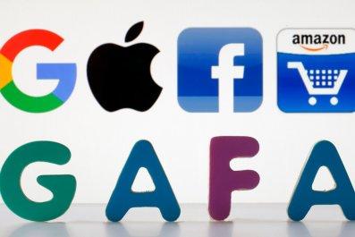 Google Apple Facebook Amazon